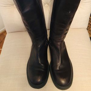 J. Crew Italian Leather Boot
